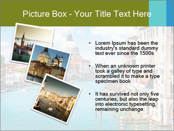 Canal Grande PowerPoint Template - Slide 17
