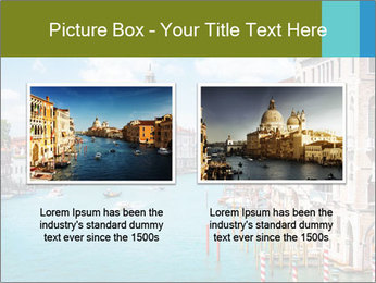 Canal Grande PowerPoint Template - Slide 18