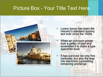 Canal Grande PowerPoint Template - Slide 20