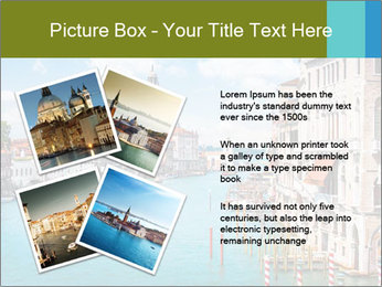 Canal Grande PowerPoint Template - Slide 23