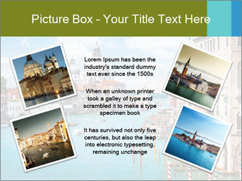 Canal Grande PowerPoint Template - Slide 24