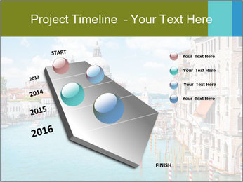 Canal Grande PowerPoint Template - Slide 26