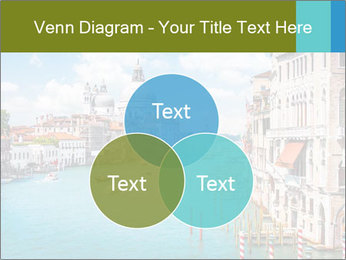Canal Grande PowerPoint Template - Slide 33