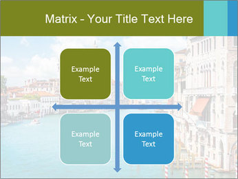 Canal Grande PowerPoint Template - Slide 37