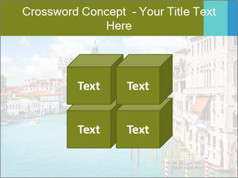 Canal Grande PowerPoint Template - Slide 39