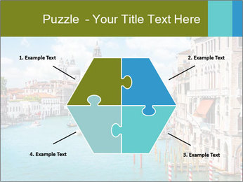 Canal Grande PowerPoint Template - Slide 40