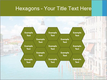 Canal Grande PowerPoint Template - Slide 44
