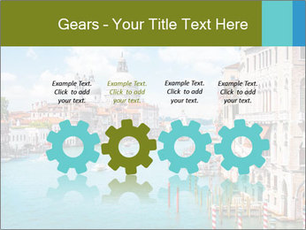 Canal Grande PowerPoint Template - Slide 48