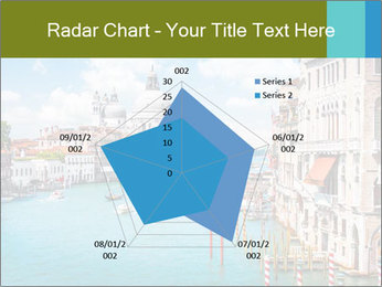 Canal Grande PowerPoint Template - Slide 51