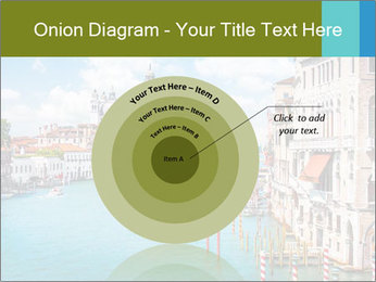 Canal Grande PowerPoint Template - Slide 61