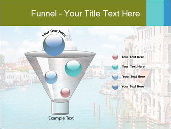 Canal Grande PowerPoint Template - Slide 63