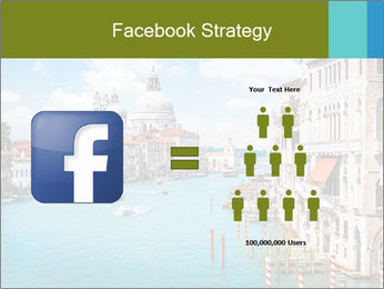 Canal Grande PowerPoint Template - Slide 7