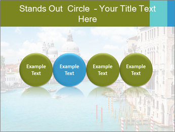 Canal Grande PowerPoint Template - Slide 76