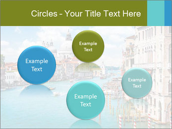 Canal Grande PowerPoint Template - Slide 77