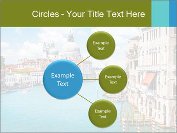 Canal Grande PowerPoint Template - Slide 79