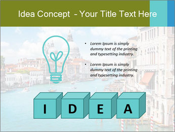 Canal Grande PowerPoint Template - Slide 80