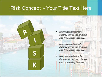 Canal Grande PowerPoint Template - Slide 81