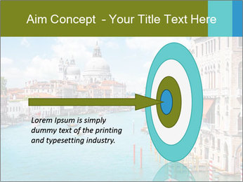 Canal Grande PowerPoint Template - Slide 83