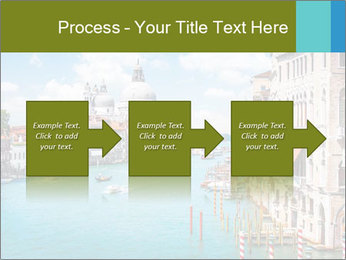 Canal Grande PowerPoint Template - Slide 88
