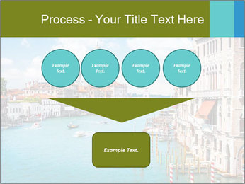 Canal Grande PowerPoint Template - Slide 93