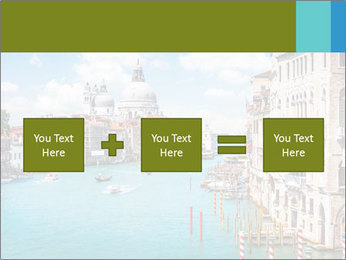 Canal Grande PowerPoint Template - Slide 95