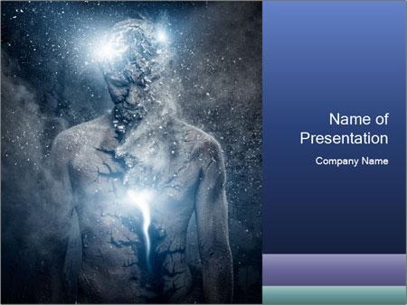 Body art PowerPoint Templates