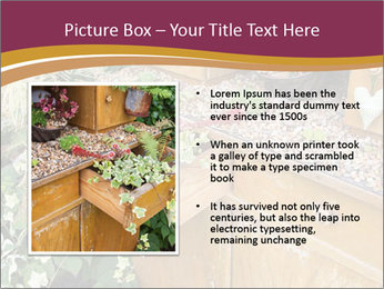 Flowers PowerPoint Template - Slide 13