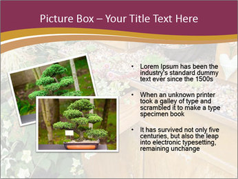Flowers PowerPoint Template - Slide 20