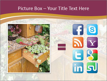 Flowers PowerPoint Template - Slide 21