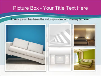 Leather sofa PowerPoint Templates - Slide 19