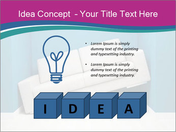 Leather sofa PowerPoint Templates - Slide 80
