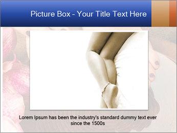 Female feet PowerPoint Templates - Slide 16