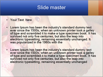 Female feet PowerPoint Templates - Slide 2