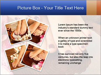 Female feet PowerPoint Templates - Slide 23