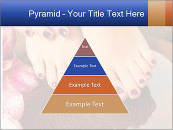 Female feet PowerPoint Templates - Slide 30