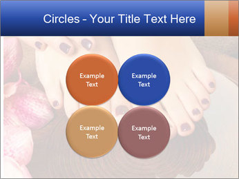 Female feet PowerPoint Templates - Slide 38