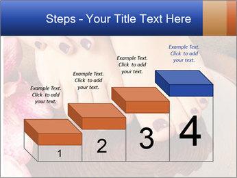 Female feet PowerPoint Templates - Slide 64