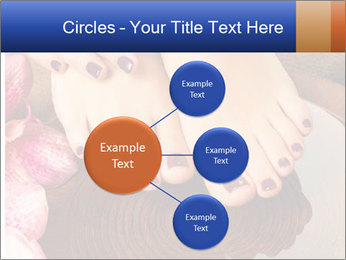 Female feet PowerPoint Templates - Slide 79