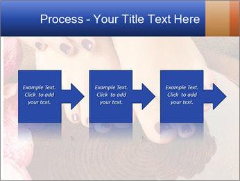 Female feet PowerPoint Templates - Slide 88