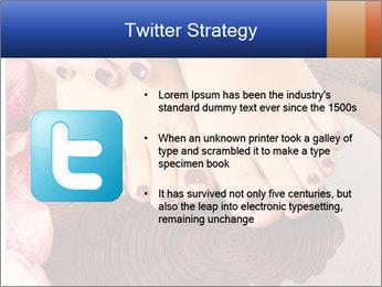 Female feet PowerPoint Templates - Slide 9