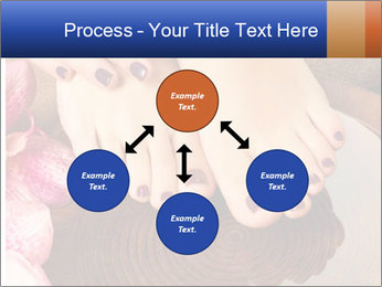Female feet PowerPoint Templates - Slide 91