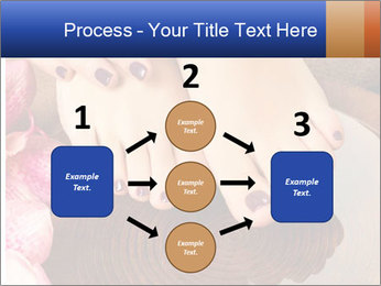 Female feet PowerPoint Templates - Slide 92