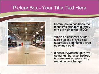 Repair garage PowerPoint Templates - Slide 13