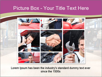Repair garage PowerPoint Templates - Slide 15