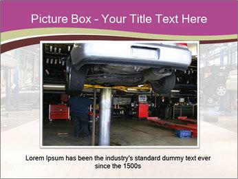 Repair garage PowerPoint Templates - Slide 16