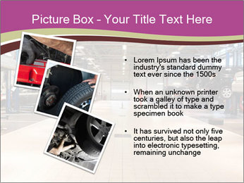 Repair garage PowerPoint Templates - Slide 17