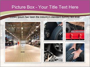 Repair garage PowerPoint Templates - Slide 19