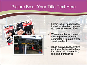 Repair garage PowerPoint Templates - Slide 20