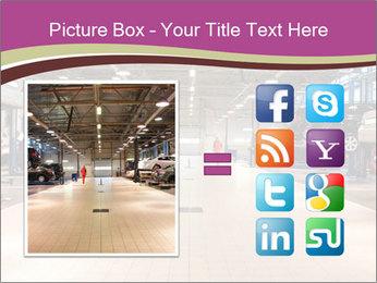 Repair garage PowerPoint Templates - Slide 21