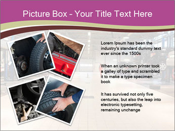 Repair garage PowerPoint Templates - Slide 23